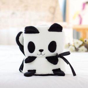 PANDA BEAR Soft Plush Blanket